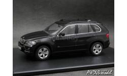 BMW X5 4.8i E70 black 4x4 1-43 Dealer=AUTOArt