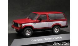 Chevrolet Bonanza 1989 4x4 1-43 Ixo-Altaya