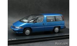 Chevrolet Lumina APV 1992 blue metallic 1-43 GLM