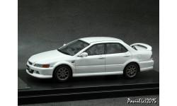 Honda Accord EuroR 2000 Tough White 1-43 Hi-Story