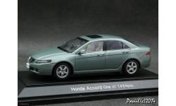 Honda Accord l.green 1-43 Ebbro