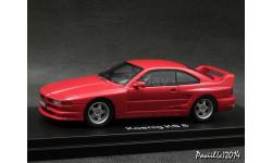 Koenig KS-8 (BMW E31) red 1-43 RENN Miniatures, масштабная модель, 1:43, 1/43