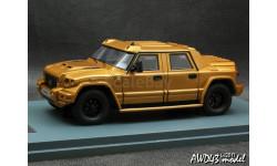 Комбат Kombat  Т98 4x4 gold 1-43 China Promo Models