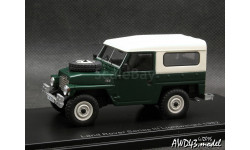 Land Rover Series III Lightweight 1982 4x4 1-43 BoS-Models