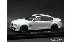 Lumma CLR 750 (BMW F01/02) white 1-43 RENN Miniatures, масштабная модель, 1:43, 1/43
