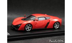 Marussia B2  (цвет на выбор) 1-43 LookSmart