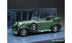 Maybach Zeppelin DS8 green  1-43 Minichamps