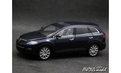 Mazda CX-9 SUV 2009 d.blue 1-43 AutoArt