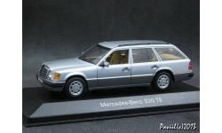 Mercedes 320 TE W124 silver 1-43 Minichamps