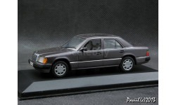 Mercedes 400 E V8 W124  1-43 Minichamps, масштабная модель, 1:43, 1/43, Мinichamps, Mercedes-Benz