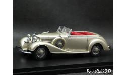 Mercedes 540K Offener Tourenwagen 1938 1-43 GLM 205901, масштабная модель, 1:43, 1/43, Mercedes-Benz