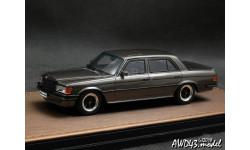 Mercedes AMG W116 6.9 1978 brown 1-43 GLM 206001, масштабная модель, Mercedes-Benz, scale43