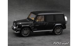 Mercedes Brabus B63 620 Widestar 2012 black 4x4 1-43 Minichamps