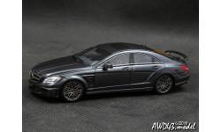 Mercedes Brabus Rocket 800 2012 d.grey 1-43 Minichamps lim.999