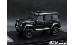 Mercedes G500 4×4² 2015 black 1-43 GLM