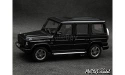 Mercedes G55 AMG black 1-43 AUTOArt 56117, масштабная модель, Mercedes-Benz, scale43