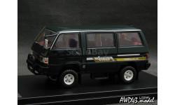 Mitsubishi Delica Star Wagon 4WD GLX Exceed 1985 Sherwood Green 1-43 Hi-Story