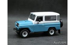 Nissan Patrol H60 Los Carros Mas Queridos De Columbia 4x4 1-43 IXO