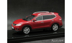 Nissan X-TRAIL 20X Burning Red 4x4 1-43 WIT'S, масштабная модель, 1:43, 1/43