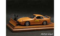 Porsche 968 SNO-WAY 1-43 GM-Art