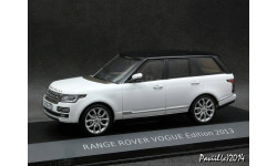 Range Rover Vogue Edition 2013 white&black 4x4 1-43 VVM