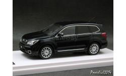 Subaru FORESTER 2.0XT STI wParts Deep Sea Blue Metallic 4x4 1-43 Wit's