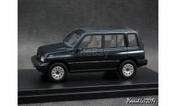 Suzuki Escudo Nomade 1990 Dark Classic Shade 4x4 1-43 Hi-Story, масштабная модель, 1:43, 1/43, Toyota