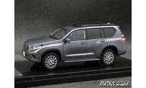 Toyota Land Cruiser Prado 150 Grey Metallic 1-43 Wit's (последний экземпляр), масштабная модель