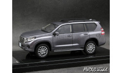 Toyota Land Cruiser Prado 150 Grey Metallic 1-43 Wit's (последний экземпляр)
