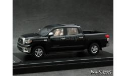 Toyota TUNDRA CREWMAX 2008 Black 4x4 1-43 Hi-Story