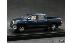 Toyota TUNDRA CREWMAX 2008 Blue Streak Metallic 4x4 1-43 Hi-Story