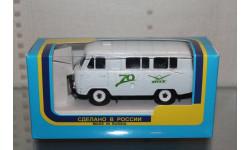 УАЗ 3962 '70 лет УАЗ', масштабная модель, Тантал («Микроавтобусы УАЗ/Буханки»), scale43