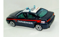 1/43 Alfa Romeo 156 Carabinieri (Bburago), масштабная модель, 1:43