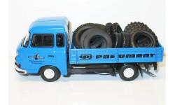 1/43 Barkas B1000 Pick-up Pneumant (Schuco)