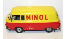 1/43 Barkas B1000 MINOL Kastenwagen 1960 (IST 077), масштабная модель, 1:43, IST Models