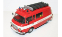 1/43 Barkas B1000 Feuerwehr 1972 (Schuco), масштабная модель, 1:43