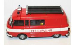1/43 Barkas B1000 Feuerwehr 1972 (Schuco)