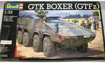 1/35 GTK Boxer (GTFz) (03093) Revell, сборные модели бронетехники, танков, бтт, scale35