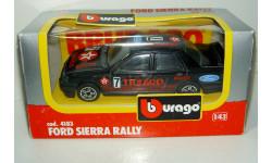 1/43 Ford Sierra Rally №7 (Bburago)