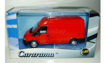 1/43 Ford Transit (Cararama) новый, масштабная модель, 1:43, Bauer/Cararama/Hongwell