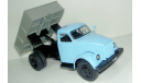 1/43 ГАЗ-93Б самосвал (Автомобиль на службе №75), масштабная модель, 1:43, Автомобиль на службе, журнал от Deagostini