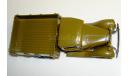 1/43 ГАЗ-АА хаки (ЛОМО-АВМ) с недостатком, масштабная модель, scale43