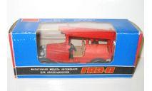 1/43 ГАЗ-А пожарная цистерна с насосом (Тантал), масштабная модель, scale43
