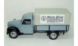 1/43 IFA Framo V901 Schmiedemeister Gunsel 1959 (IST-Cars&Co)