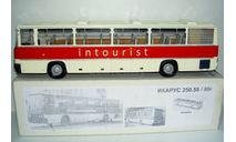 1/43 Ikarus-250.58 Intourist 1980г (Vector Models) РАРИТЕТ!!!, масштабная модель, scale43, Vector-Models