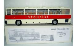 1/43 Ikarus-250.58 Intourist 1980г (Vector Models) РАРИТЕТ!!!