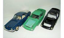 1/43 кузова Maserati Mistral на запчасти или восстановление (1-й завод АТЭ), запчасти для масштабных моделей, scale43
