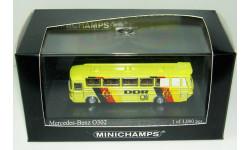1/160 Mercedes-Benz O302 bus World Cup 1974 DDR team (Minichamps)
