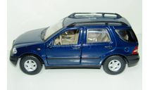 1/43 Mercedes-Benz ML320 (Cararama), масштабная модель, scale43, Bauer/Cararama/Hongwell