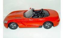 1/43 Dodge Viper SRT-10 (Maisto) с доработками, масштабная модель, scale43